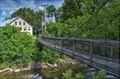 Image for Hardwick 'Swinging' Footbridge - Hardwick VT