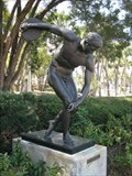 Image for Male Discus Thrower - Sarasota, FL