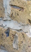 Image for Cut Bench Mark - Tyrwhitt Road, London, UK