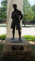 Image for Boy Scout Statue -- Circle 10 Council Headquarters, Dallas TX