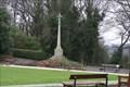 Image for World War Memorial Cross - Shipley, UK
