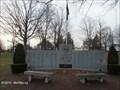 Image for Multi-war Memorial on the Foxborough Town Common - Foxborough, MA