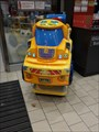 Image for Coin Op yellow Car - Kaufland - Dessau - ST - Germany