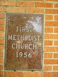 Image for 1956 - First Methodist Church - Moody, TX