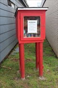 Image for Ringling Town Hall Blessing Box - Ringling, OK  - USA