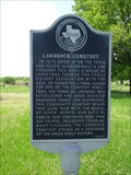 Image for Lawrence Cemetery