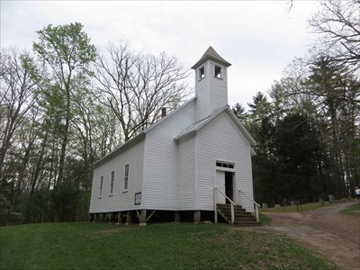 Cades Cove Missionary Baptist Church - SMNP. TN.