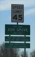 Image for Ash Grove, Missouri - Population 1,472