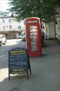 Image for Red Telephone Box, West Street, Leominster, Herefordshire, England