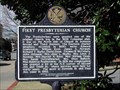 Image for First Presbyterian Church - Muscogee Co., GA