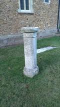 Image for Sundial, Church of St.Margaret, Maldon Road, Woodham Mortimer, Essex, CM9 6SN.