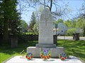 Image for Tweed Cenotaph - Tweed, Ontario