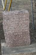 Image for El Camino Real de los Tejas -- DAR Marker No. 75, Old Bastrop Hwy at Centerpoint Rd, Hays Co. TX