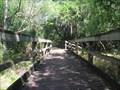 Image for Wooden Bridge - Myakkahatchee Creek Environmental Park - North Port, FL