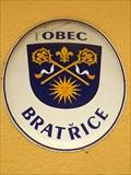 Image for Znak obce Bratrice - Czech Republic