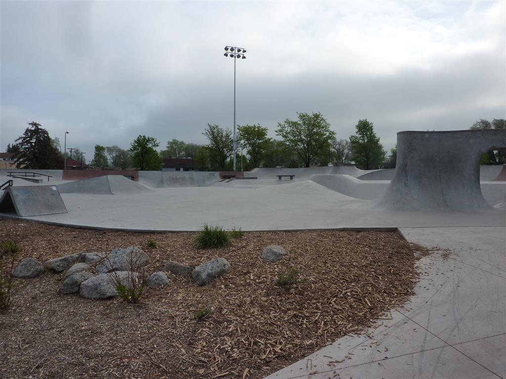 Memorial park skate park colorado springs co image - Memorial gardens colorado springs ...