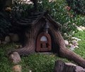 Image for Winnie the Pooh Fairy Door - Anahiem, CA