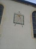 Image for Sundial at the Church - Tenniken, BL, Switzerland