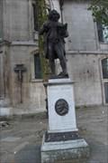 Image for Samuel Johnson -- St Clement Danes, Westminster, London, UK