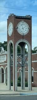 Image for Whitesboro City Hall Clock - Whitesboro, TX