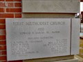 Image for 1955 - First Methodist Church - Sherman, TX