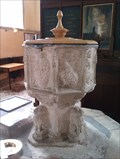 Image for Baptism Font, St Mary of Pity - Burgate, Suffolk