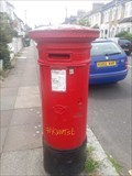 Image for Victorian Pillar Box - Howson Road - Brockley - London SE4 - UK