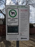 Image for Parks for Paws - 153 Ave Off Leash Park - Edmonton, Canada