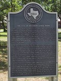 Image for The CCC at Bastrop State Park