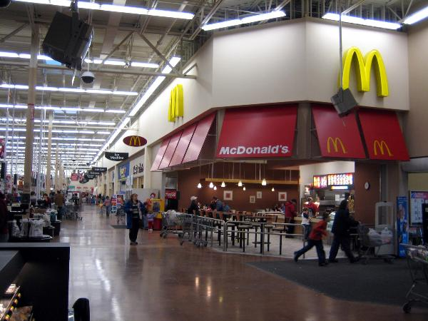 Glasgow (KY) United States  city pictures gallery : Glasgow, KY Walmart McDs McDonald's Restaurants on Waymarking.com