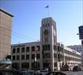 Image for San Francisco Chronicle Clock- San Francisco, CA
