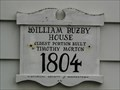Image for Moorestown - William Buzby House