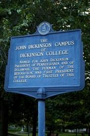 John dickinson penman of the revolution essay