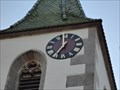 Image for Clock of Martinskirche - Kilchberg, Germany, BW