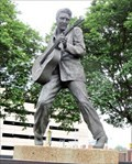 Image for Statue of Elvis - Memphis, Tennessee, USA.