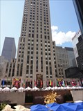 Image for Rockefeller Center  -  New York City, NY