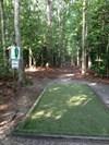 Hole One Tee Pad, Spotsylvania, Virginia