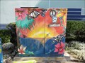 Image for Live, Love and Dream Utility Box  - San Diego, CA