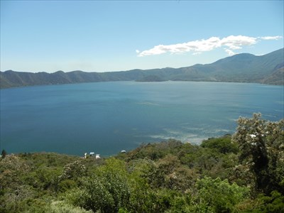 Lago de Coatepeque - Coatepeque, El Salvador