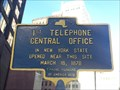Image for First Telephone Central Office - Albany, NY
