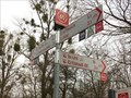 "Image for Bicycle Trail Arrows ""Erft-Radweg"", Knotenpunkt 65, Erftstadt - NRW / Germany"