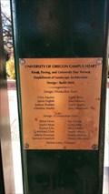 Image for University of Oregon Campus Heart - 2004 - University of Oregon - Eugene, OR