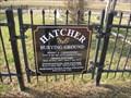 Image for Hatcher Burying Ground - Lake Saint Louis, Missouri