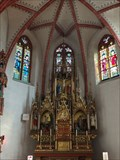 Image for Windows of the Trinity church, Monreal - RLP / Germany