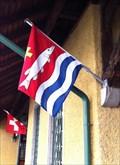 Image for Municipal Flag - Vitznau, LU, Switzerland