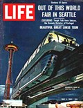 Image for Alweg Monorail - Seattle, Washington
