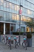 Image for Call a Bike-Station #6032500003 (Palmengartenstraße) — Frankfurt am Main, Germany