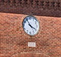 Image for Smithfield Exchange Bank Clock - Smithfield RI
