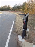 Image for Spring Creek Multi-Use Trail bike repair station - Edmond, OK