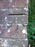 Image for Cut Bench Mark on Bridge, Grove Hill, Sussex.